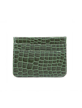 Hvisk Card Holder Jungle Green 카드지갑