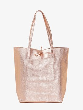 Rose gold(NO.L012) shopper bag - Large