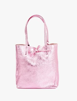 Light pink(NO.L014) shopper bag - Medium