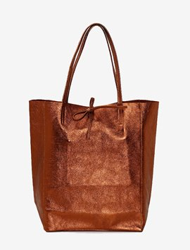 Bronzo(NO.L006) shopper bag - Large