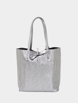 Light Grey(NO.L002) shopper bag - Medium