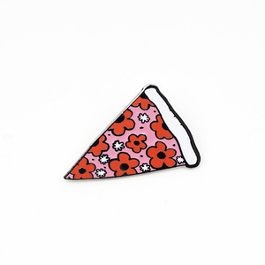 DAINTY DAISY PIZZA PIN BY JORDAN SONDLER